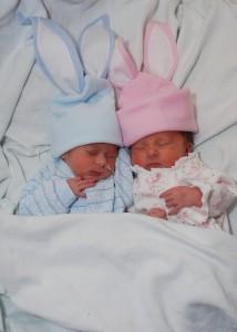 boy girl fraternal twins